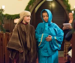 Christmas Pageant 2017