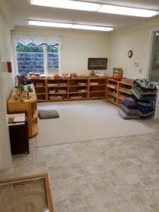 Godly Play Classroom Facilities
