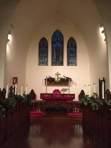 St. James Altar