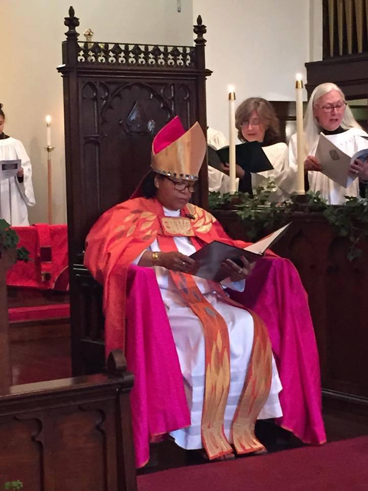 Bishop Gayle 2