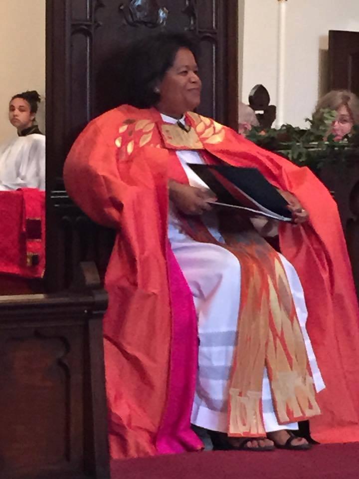 Bishop Gayle